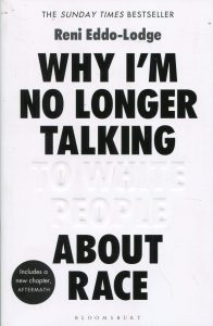 Book cover- Why I'm no longer talking to white people about race